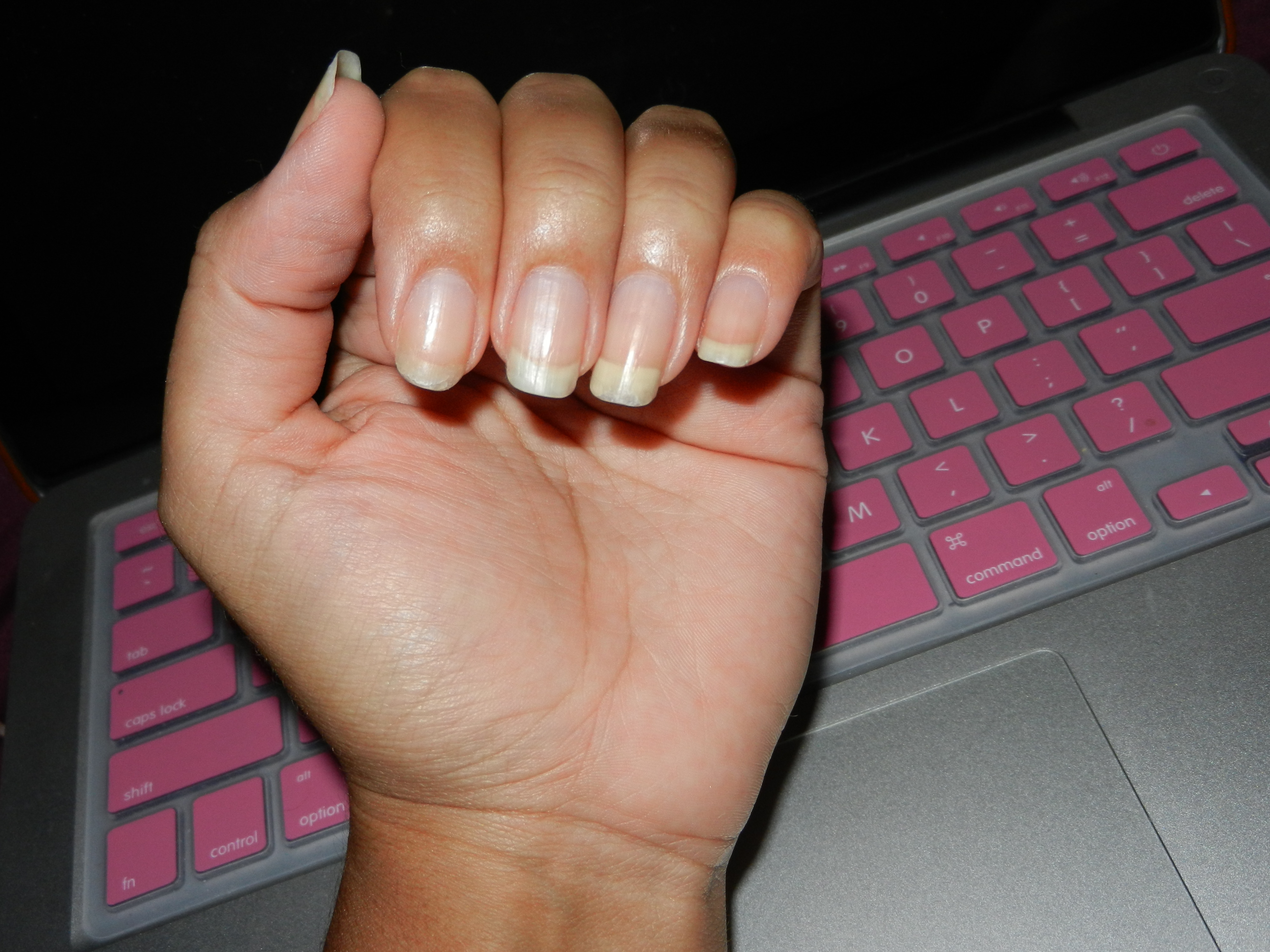 Nails: Length and Strength, OPI and Essie trial and review | Glitter ...