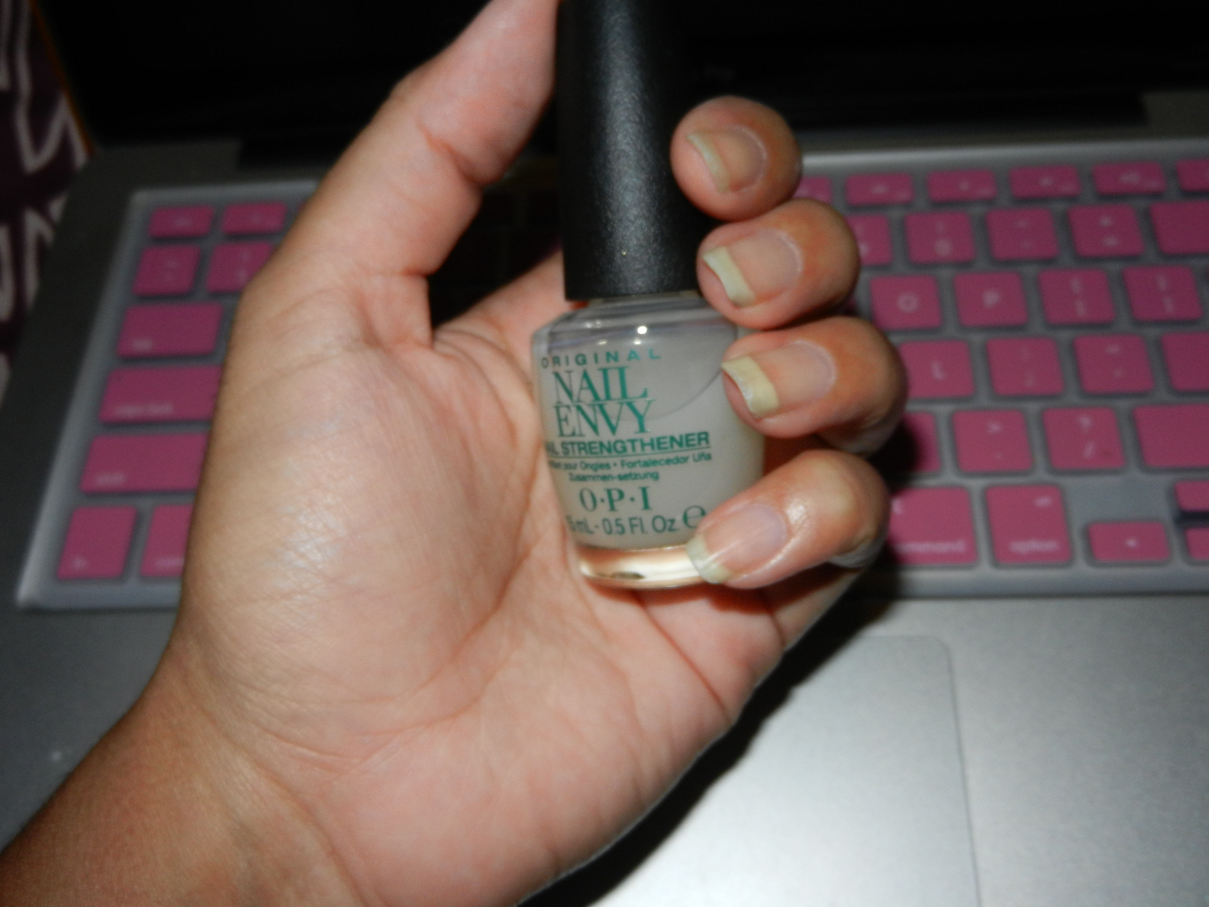 Nails: Length and Strength, OPI and Essie trial and review   Glitter ...